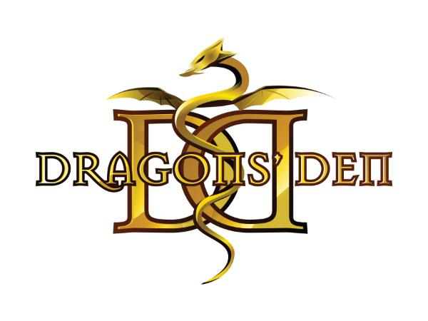 Logo Dragon's Den